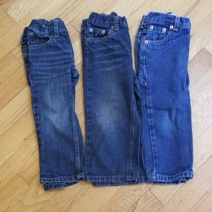 Boy's Jeans Lot (3 items) - Size 2T/24 months